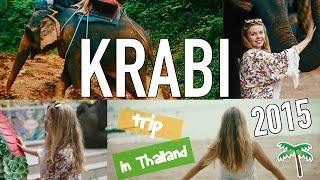 Thailand 2015 || Krabi ☽