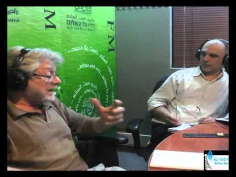Allforpeace  Radio   Jerusalem   Public Psychoanlysis    Ariel Pilewski   Samuel Nemirovsky  09 03 1