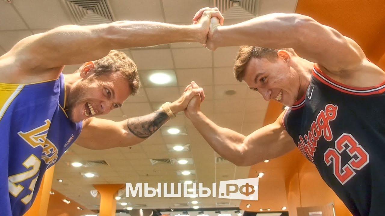 Менс Физик против Классики. Кто кого? Юрий Ильин и Александр Уланов