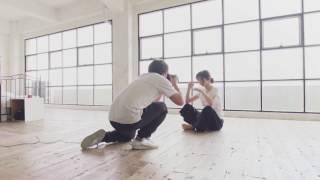 カラーコンタクト「LARMEシリーズ」イメージモデル池田エライザ、メイキ...