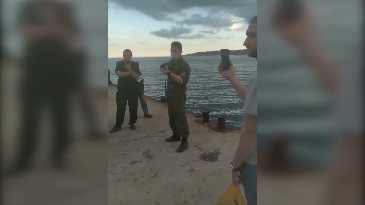 Страх и ненависть к рыбакам симферополь