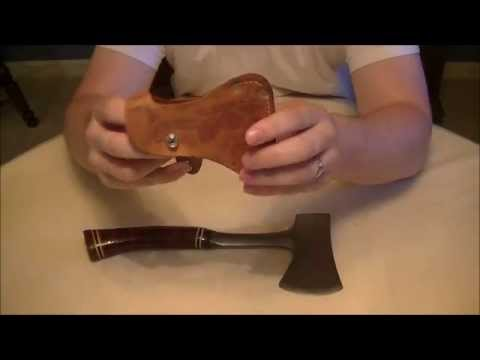 Estwing Hatchet Leather Sheath