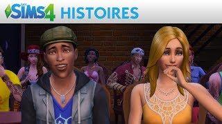Les  Sims 4: Des Histoires Uniques