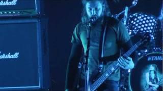 Mastodon LIVE All The Heavy Lifting - Lisbon, Portugal - 2012-01-22