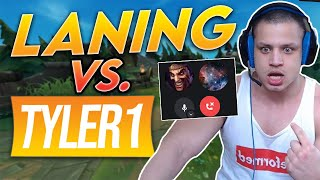 Facing Tyler1... IN TOPLANE!?