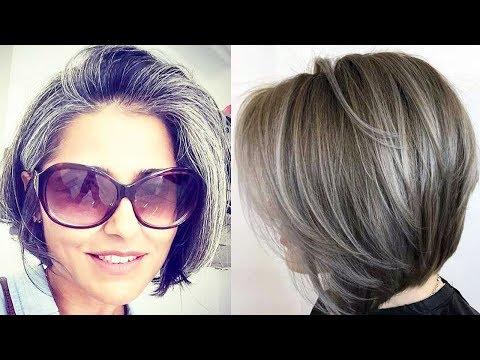 Cortes de cabello senoras de 50