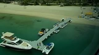 Emiratos Arabes Unidos  UAE  Dubai  Monorail  Atlantis Jumeirah palm tree island  Hotel & beach  201