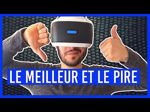 PLAYSTATION VR, J'AI TESTÉ 13 NOUVEAUX JEUX ! Le meilleur et le pire