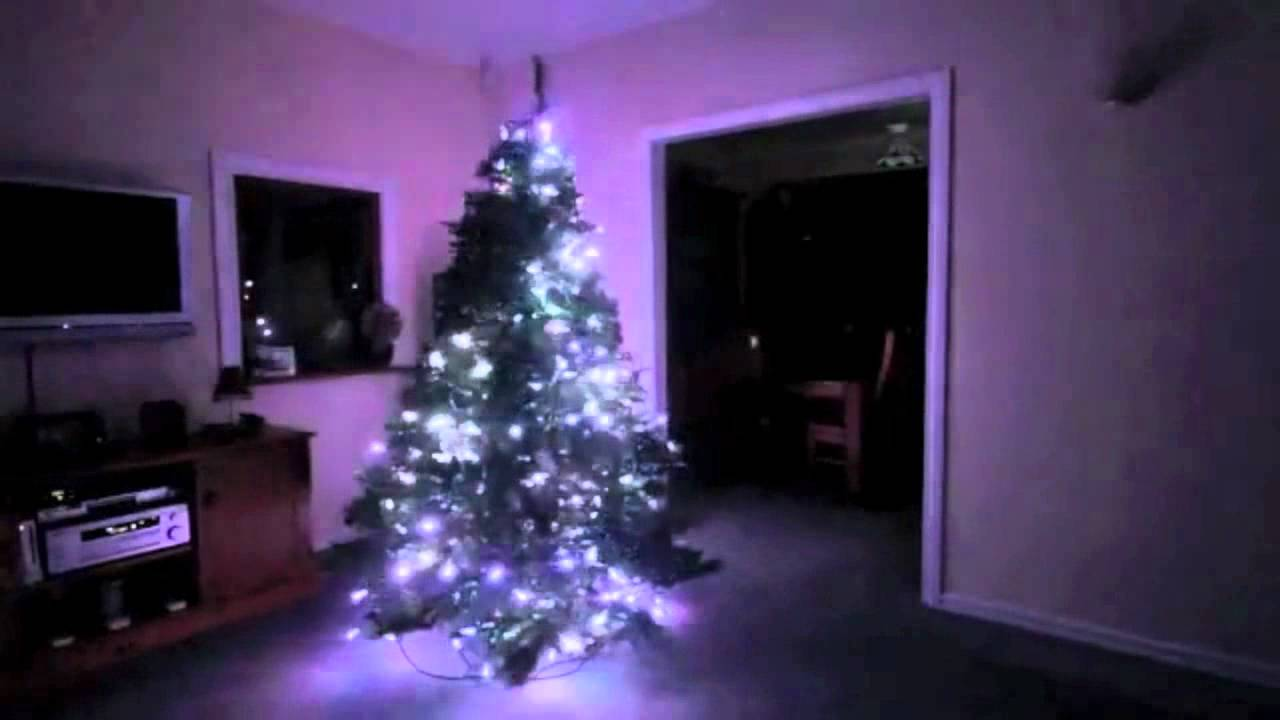 Christmas Tree Light Show Stella-green Powered By E16-II