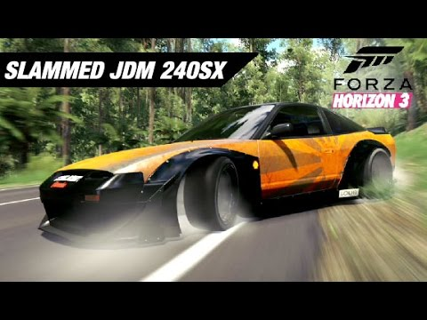 Sx Drift Build Forza