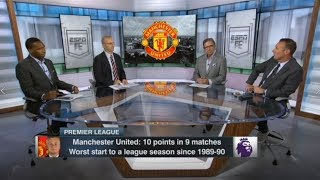 [Full] ESPN FC | Sheffield United 1-0 Arsenal Post Match Analysis; Man United 10 Pts in 9 Matches