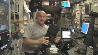 ISS Space Station Reboost [HD]