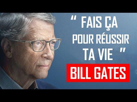 Le Meilleur Conseil Pour Réussir [Bill Gates] | H5 Motivation