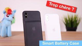 Test de la Smart Battery Case d'Apple (avec Laura) : faut-il l'acheter ? VLOG
