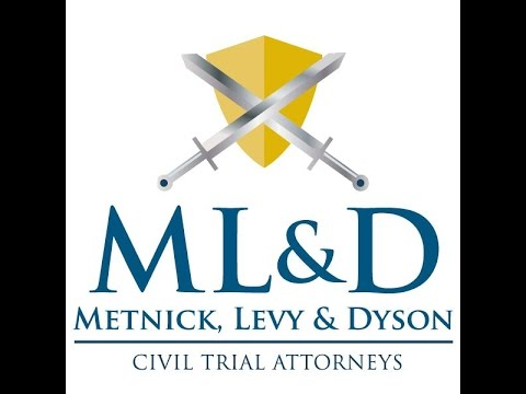 Personal injury lawyer in Lantana, FL - 877-498-9979 - Metnick Levy & Dyson
