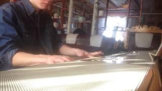Титаник на синтезаторе