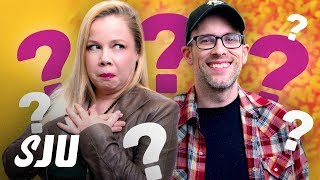 We Didn't Have Time to Prepare  / Fan Questions | SJU