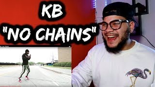 KB - No Chains | REACTION & THOUGHTS | JAYVISIONS