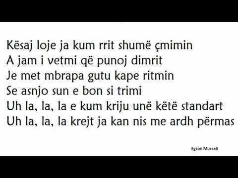 Capital T - 100 (Official Video Lyrics)