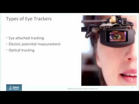 From a Certain Point of View: Eye Tracking with Java(FX) - YouTube