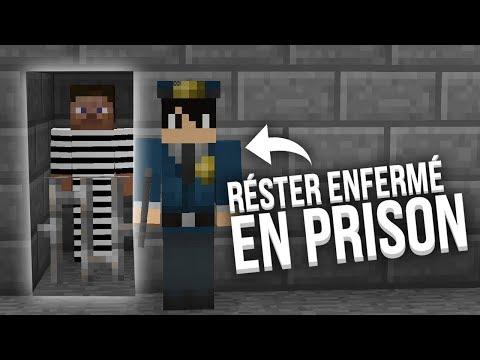 S'ÉCHAPPER D'UNE PRISON HYPER SÉCURISÉE !