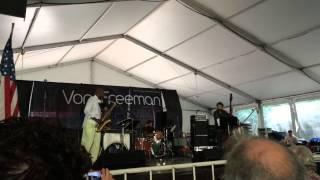 Joshua Abrams Quartet at Chicago Jazz Festival 2014