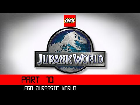 Lego Jurassic World Part 10 3DS HD Gameplay Walkthrough