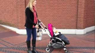 Repeat youtube video 6 Reasons for Loving the Bugaboo Bee - Stroller Reviews in Tokyo