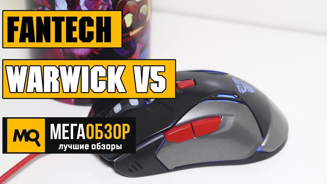 Fantech Mouse Gaming Macro X3 Varus Gratis Mousepad Mp35 Loose Pack Atau Tanpa Packing Warwick V5 Black