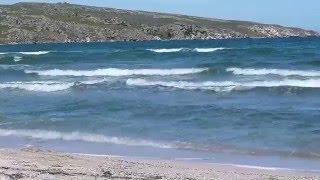 азовское море, татарская бухта, часть 1