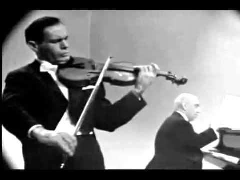 Leonid Kogan  Brahms  Hungarian Dance