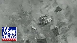 US drops record number of bombs on Taliban in Afghanistan