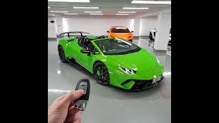 Should I buy the new Lambo Huracán Performante Spyder ?