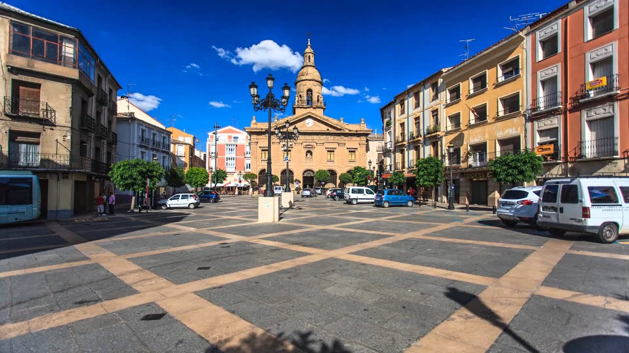 Capital Of Rioja a day in calahorra - la rioja - youtube