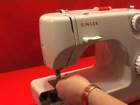 จักรเย็บผ้า Singer กระเป๋าหิ้ว 8 ลาย เย็บรังดุมอัตโนมัติได้ 4 ขั้นตอน