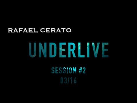 Rafael Cerato (Diynamic Music, Systematic, Get Physical, Suara, Einmusika) @ Underlive #2