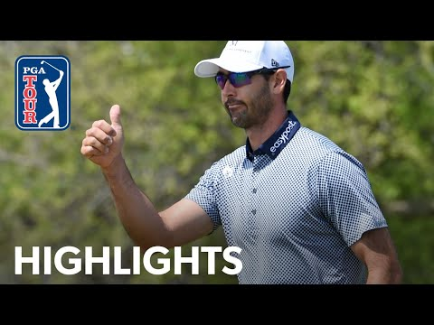 Highlights | Round 2 | Valero Texas Open | 2021