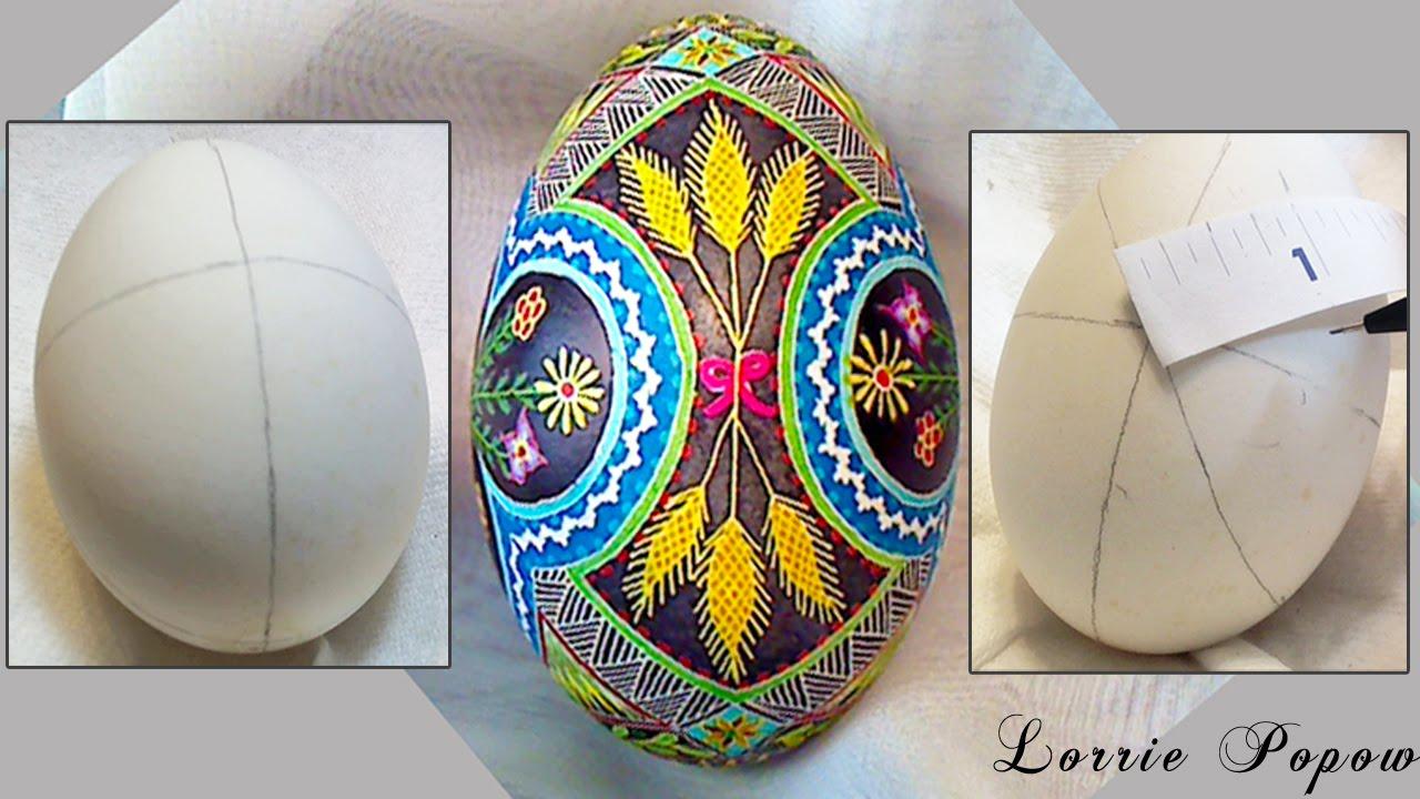 diy egg art tutorial