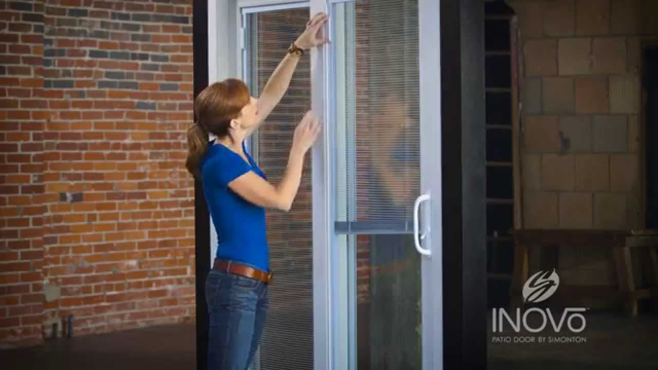 Benchmark French Doors & Therma Tru French Doors Screen ...