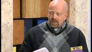 TV Interview - WTAJ, Altoona, PA - November 2012