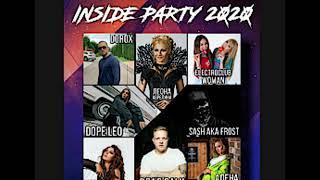 7 августа в самом модном клубе Москвы Amoret Art Club - «INSIDE PARTY 2020».