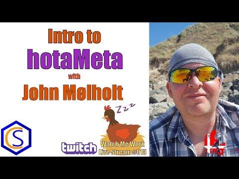 Introduction To HotoMeta Open Graph Meta Tags Joomla Extension - 👀 Watch Me Work Live Stream 015