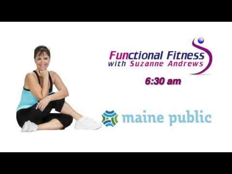 Maine Public TV Functional Fitness with Suzanne Andrews