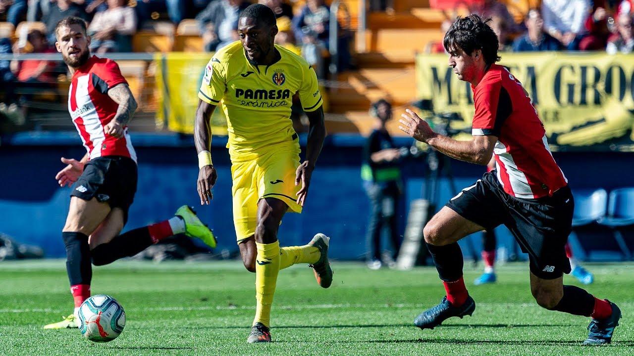 Toko Ekambi, mejor jugador de LaLiga en octubre
