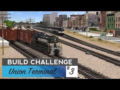 Build Challenge #3 - Union Terminal