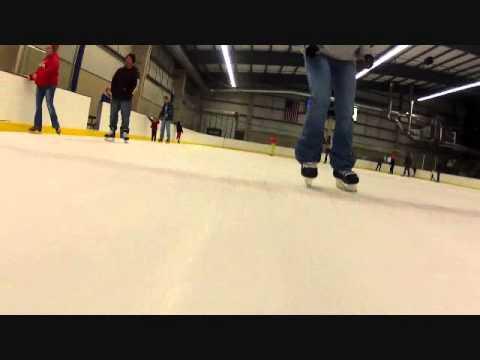 Ralston Arena - Ice Skating 2013