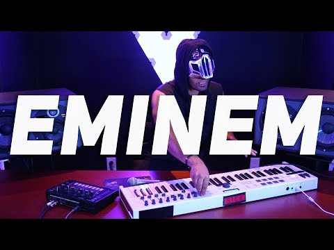 Sickick - Epic Eminem MashUp (Live)