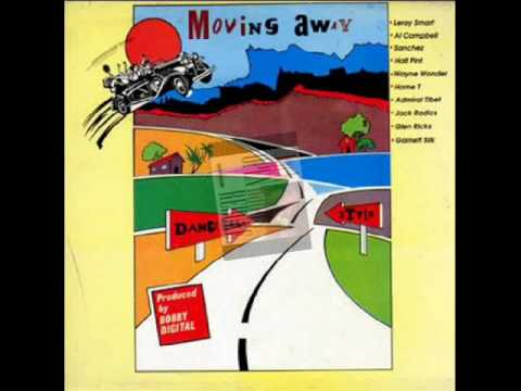 Jack radics - Moving Away(Moving Away Riddim)