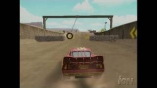 Cars Nintendo Wii Gameplay - Gameplay 2 (Silent)