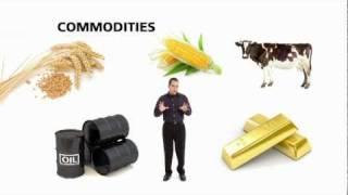 Commodities General Introduction